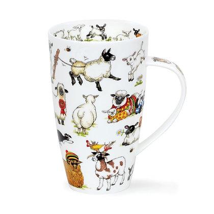 Dunoon Henley Mug -Wooly Jumpers