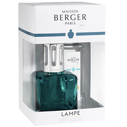 Maison Berger Ice Cube Lamp Set - Green