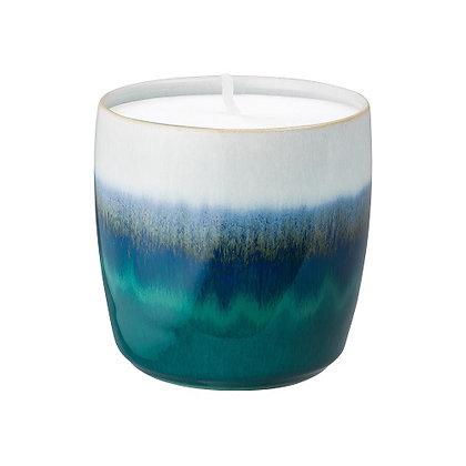 Denby Statement Ceramic Candle Pot