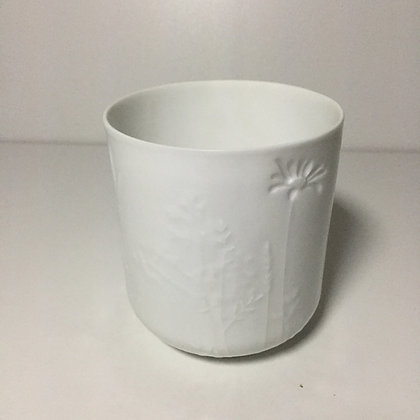 Rader Porcelain Medium Candle Holder