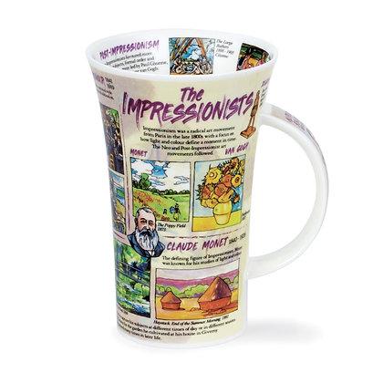 Dunoon Glencoe Mug -Impressionists