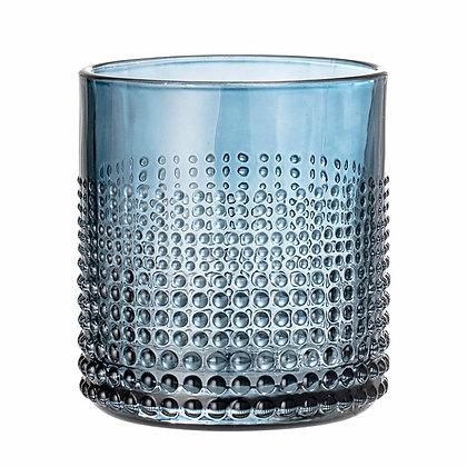 Bloomingville Gro Glass - Blue