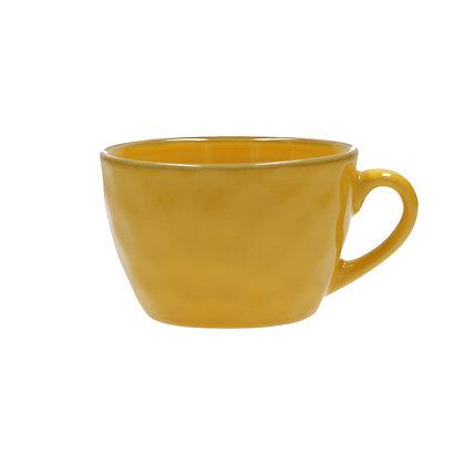 Concerto Yellow Breakfast Mug