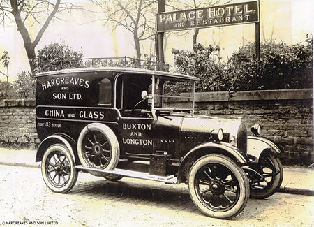 Hargreaves & Son Delivery Van 1930s