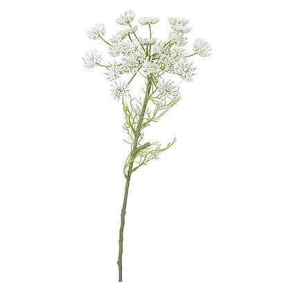 Gisela Graham Queen Anne's Lace Spray