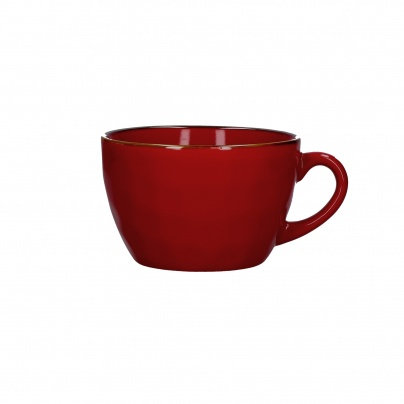 Concerto Red Breakfast Mug