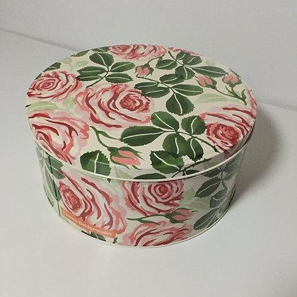Elite Tins Emma Bridgewater Pink Roses Small Round Cake Tin