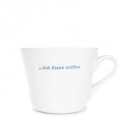 Keith Brymer Jones Word Mug - But First Coffee