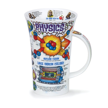 Dunoon Glencoe Mug - Physics