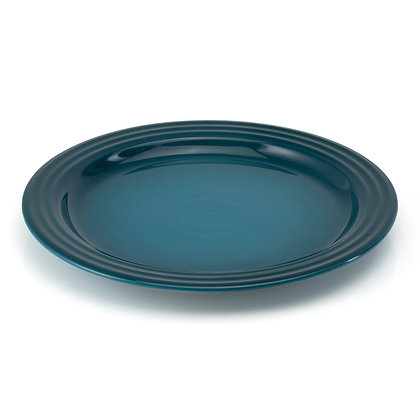 Le Creuset Stoneware Dinner Plate - Deep Teal