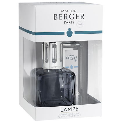Maison Berger Ice Cube Lamp Set - Grey