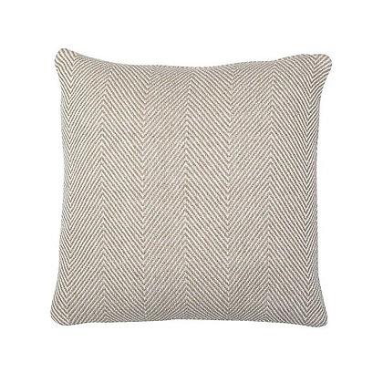 Malini Kampala Cushion - Taupe