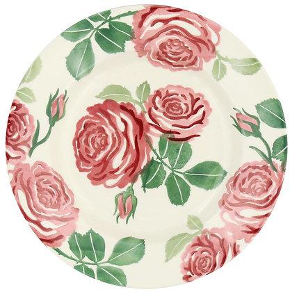Emma Bridgewater Pink Roses 8.5 inch Plate