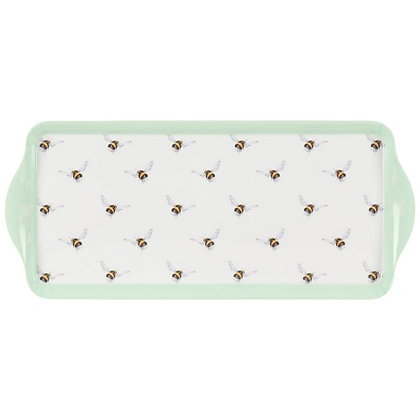 Pimpernel Wrendale Designs Sandwich Tray - Bees