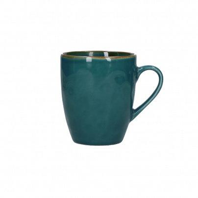 Concerto Teal Coffee Mug