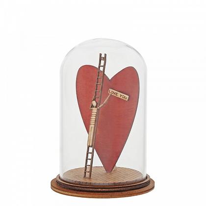 Kloche Ornament - Love You