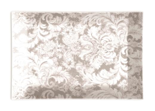 Michel Designs Glass Soap Dish - Earl Grey