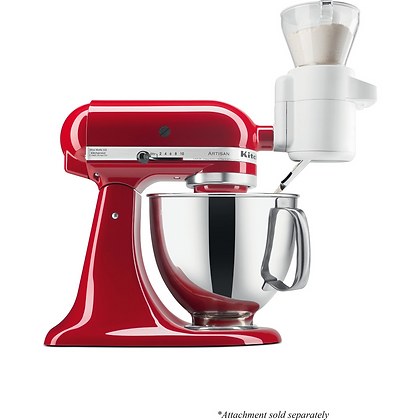 Kitchenaid Artisan Sift and Scale Attachment