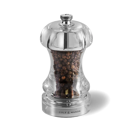Cole & Mason Capstan Pepper Mill 115mm