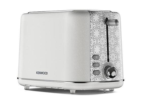 Kenwood Abbey 2 Slice Toaster - Cream