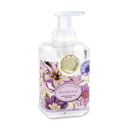 Michel Designs Foaming Hand Soap - Rhapsody