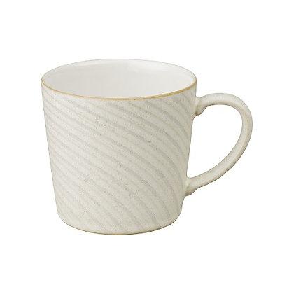 Denby Impressions Cream Accent Mug