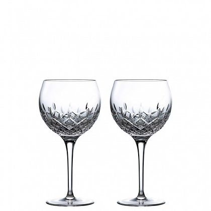 Royal Doulton R&D Highclere Gin Glasses Pair