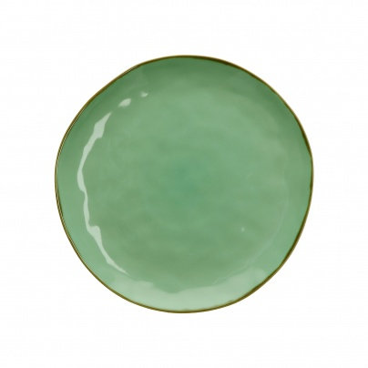 Concerto Turquoise Green 27cm  Plate