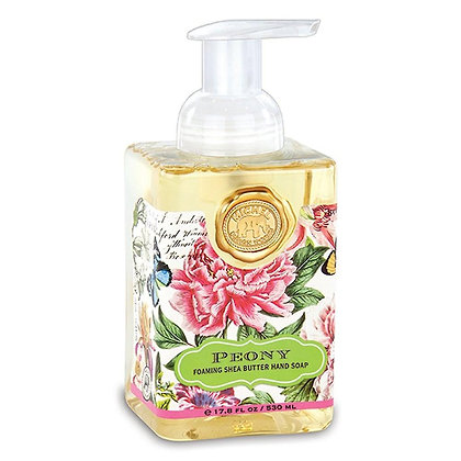 Michel Designs Foaming Hand Soap - Peony