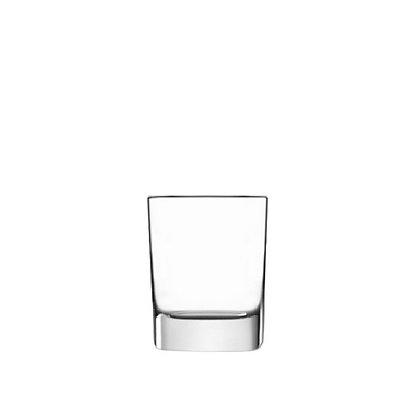 Luigi Bormioli Strauss Set of 4 Whisky Glasses