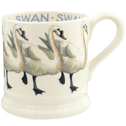 Emma Bridgewater Swan Half Pint Mug