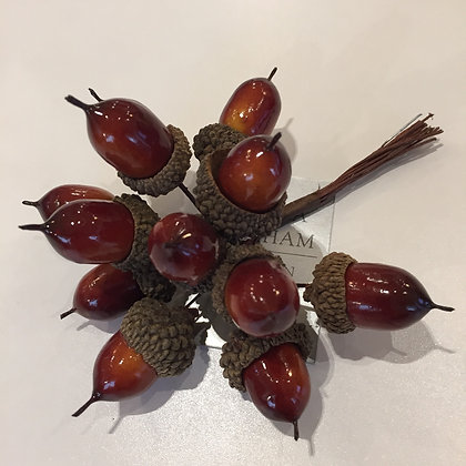 Gisela Graham Decoration - Acorns