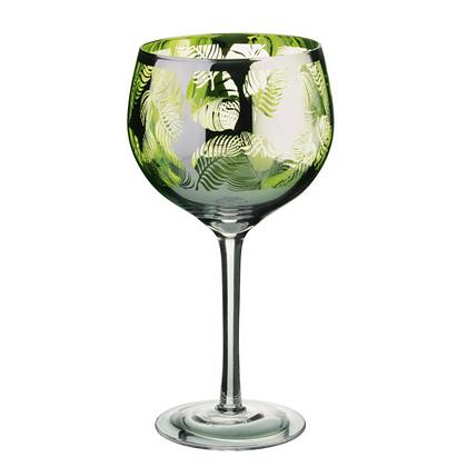 Tropical Leaves Gin Copa