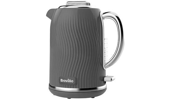 Breville Flow 1.7L Kettle - Grey