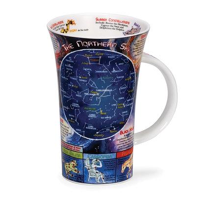 Dunoon Glencoe Mug - The Night Sky