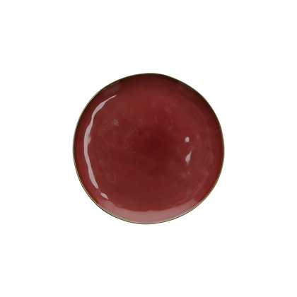 Concerto Deep Red 20cm Side Plate