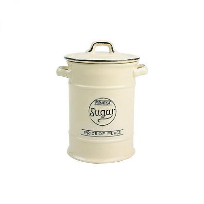 Pride Of Place Sugar Jar Old Cream