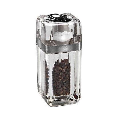 Cole & Mason Kempton Precision+ Salt & Pepper 2-In-1 Mill Set