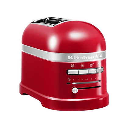 KitchenAid Artisan Toaster 2 Slot Candy Apple Red