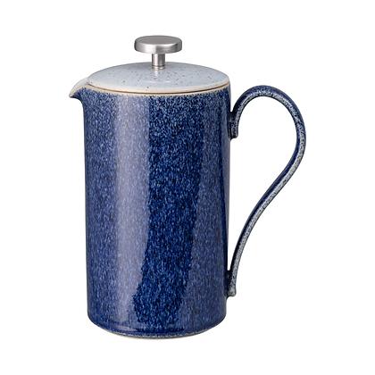 Denby Studio Blue Cobalt Brew Cafetiere
