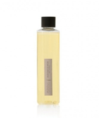 Millefiori Milano Selected 250ml Diffuser Refill - Musk and Spices