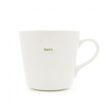 Keith Brymer Jones Word Large Mug - Hero