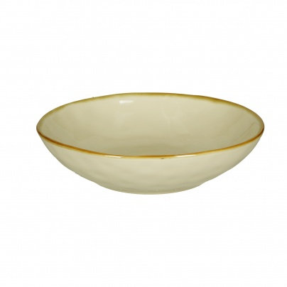 Concerto Ivory 21cm Pasta Bowl