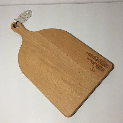 T&G Cottage Garden Large Chopping Board
