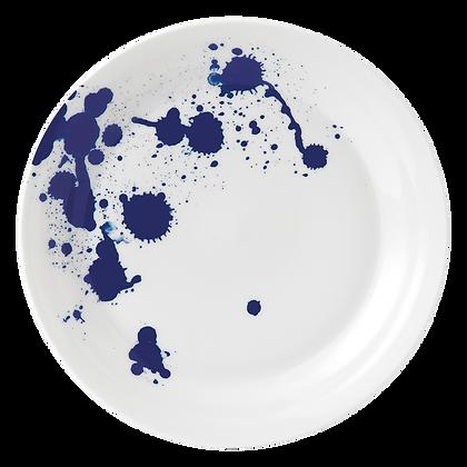 Royal Doulton Pacific Blue Splash 28cm Dinner Plate
