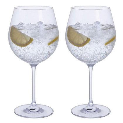 Dartington Crystal, Just for 2 Gin Copas