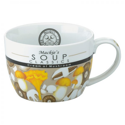Mackie's Soup Mug - Mushroom