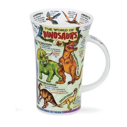 Dunoon Glencoe Mug - The World of Dinosaurs