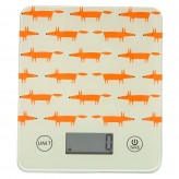 Scion Living Mr Fox Electronic Scales - Stone