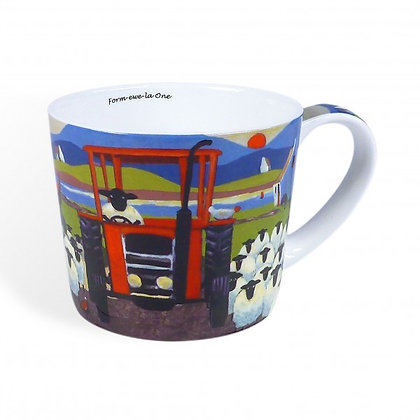 Thomas Joseph Mug - Form-Ewe-La One